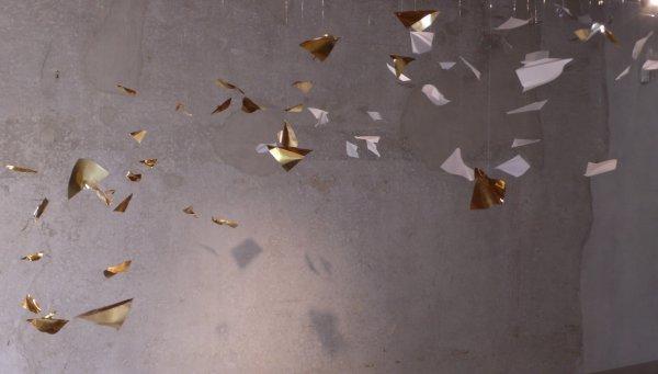 Patrizia-Polese-artist-three-existences-installation