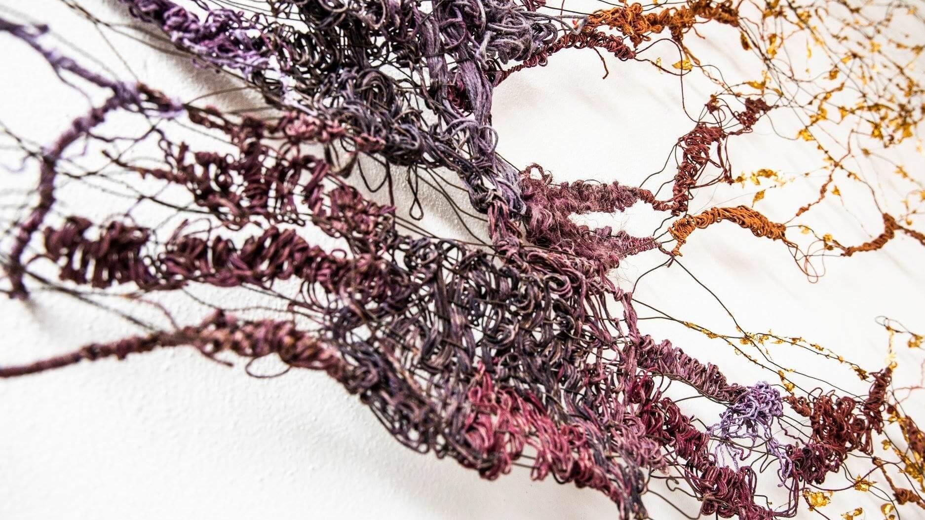 Patrizia-Polese-Textil-Art-Fiber-tapestries-effluvio-details-sl